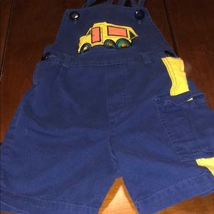 Other - 🎀5/$25🎀 toddler dump truck overalls